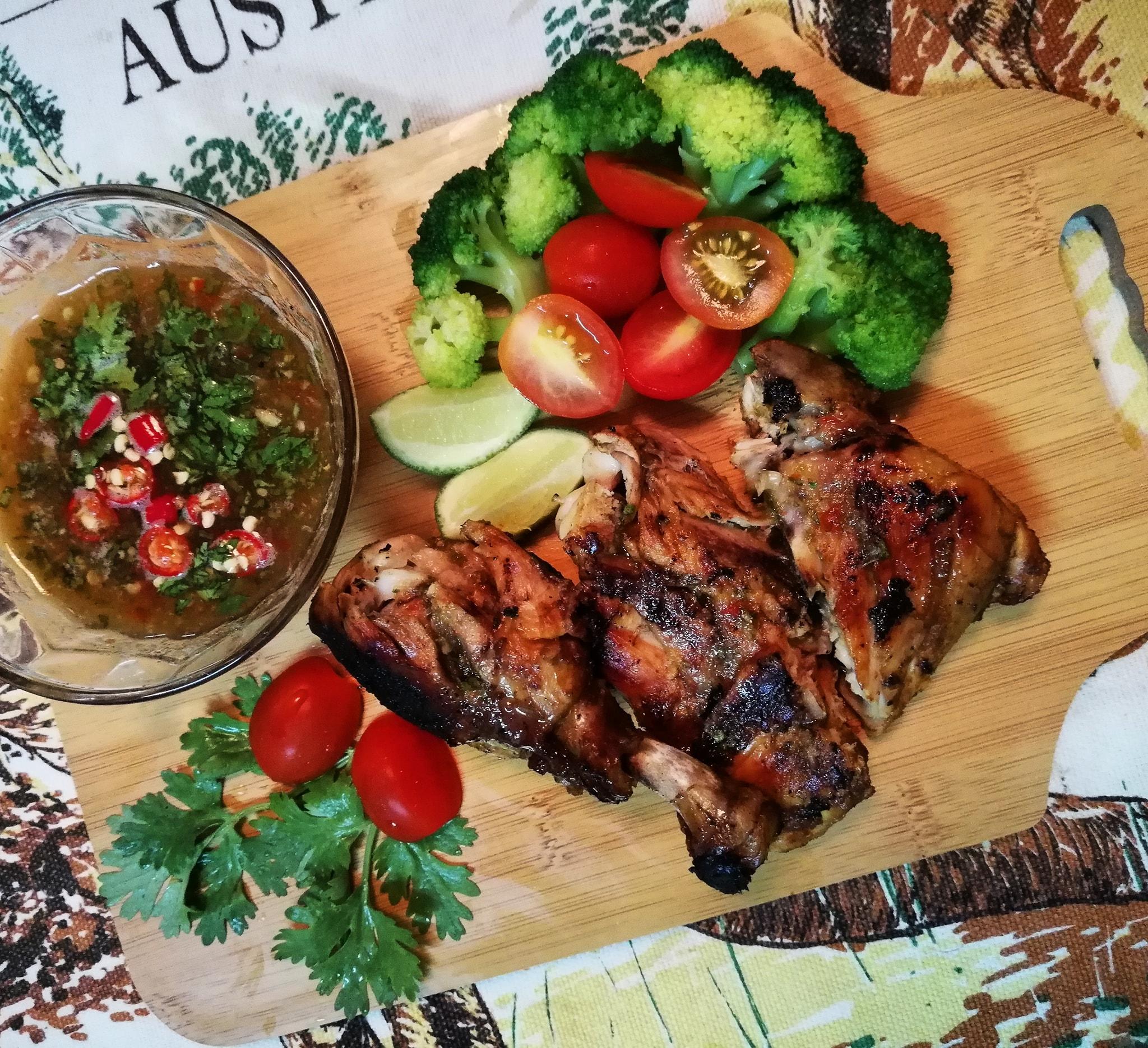 resepi ayam bakar meraung  tersangat sedap tengok gambar pun dah terliur  resepi Resepi Ayam Goreng Sedap Enak dan Mudah