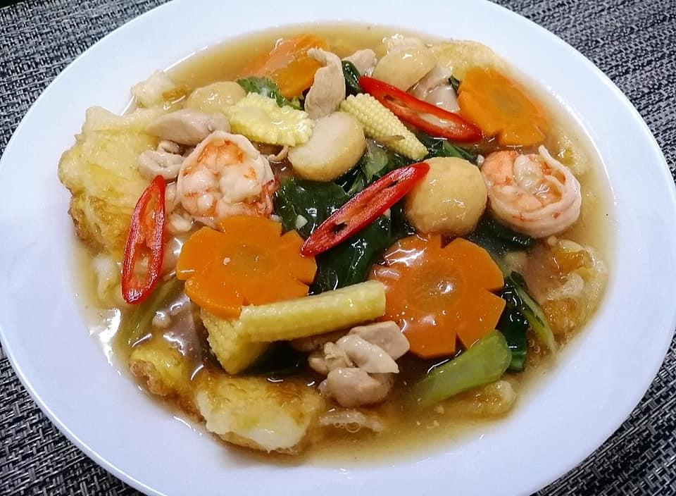 Resepi Kuey Teow Kungfu. Sangat enak dimakan panas-panas bersama keluarga. – MY Resepi